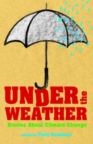 Fave 3 Frances Lincoln covers: Under the Weather by Tony Bradman