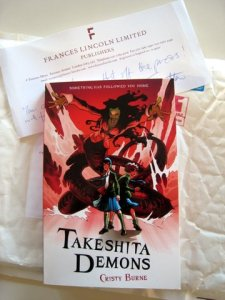 "It's here! But how do you pronounce ""Takeshita""?"