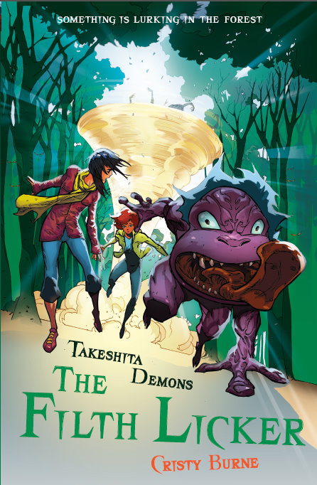 Cover for Takeshita Demons: The Filth Licker