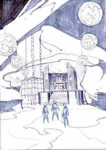 Siku's cover-draft-Monster-Matsuri