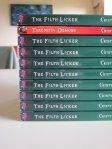 The Filth Licker advance copies