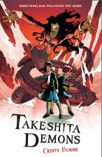 Takeshita Demons cover