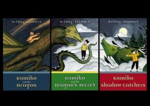 Kumiko-trilogy Briony Stewart