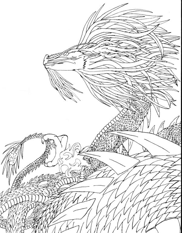 Ryujin cristy burne dragonking fandeluxe Gallery
