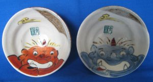 Oni plates