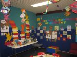 Awesome Children's Book Week display!