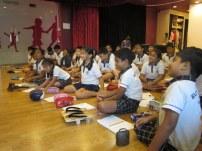 Bukit View Primary School author visit-7