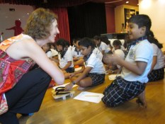 Bukit View Primary School author visit-9