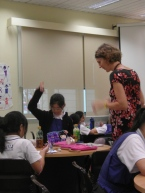 writing workshop at CHIJ Kellock-11