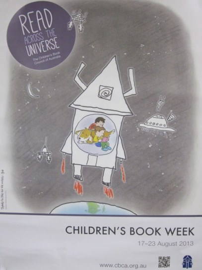 Children's Book Week 2013
