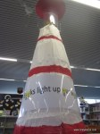 Rockingham Beach Primary School's incredible lighthouse
