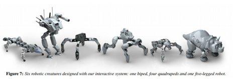 Disney robots