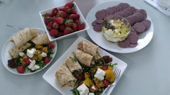 Lunch by Aniek