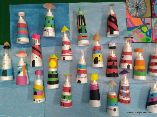 Amazing lighthouse craft