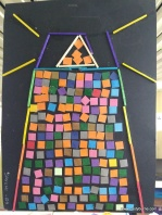Mosaic To The Lighthouse book art
