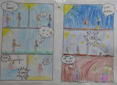 To the Lighthouse comic Joy
