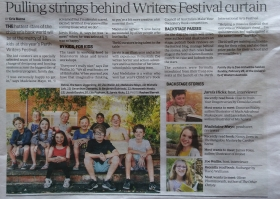 Perth Writers Festival