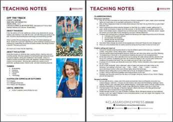 Off the Track teaching notes