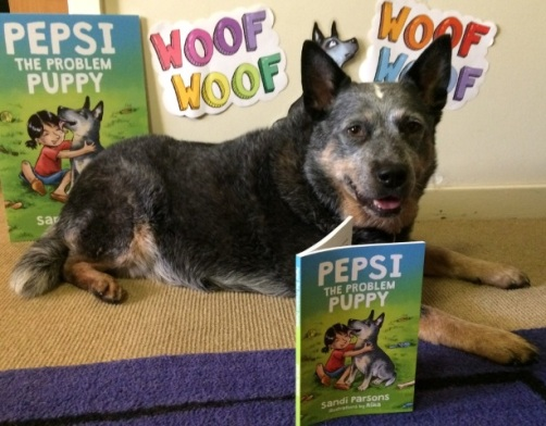Pepsi Parsons, Canine Story Advisor