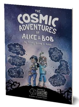 3D Alice and Bob