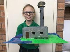 Make a lighthouse 15