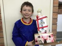Make a lighthouse 5