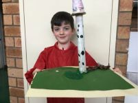 Make a lighthouse 7
