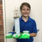 Make a lighthouse 8