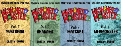 hashimotomonstersBooks1234line