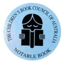 notable book CBCA sticker