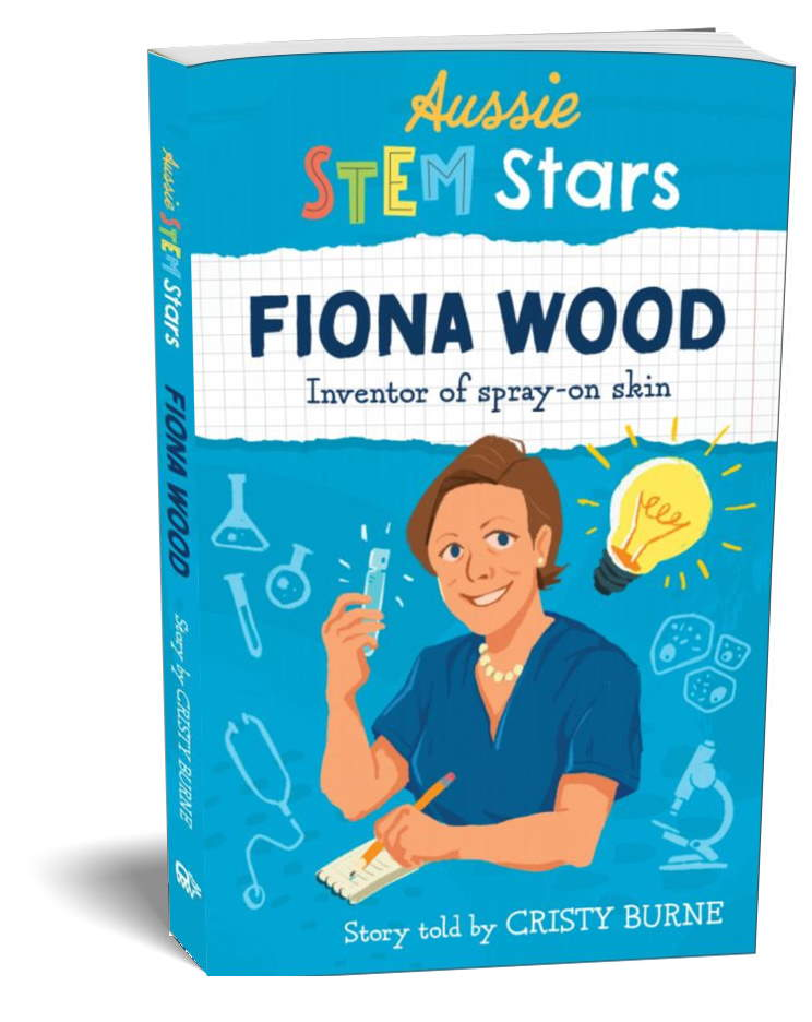 Fiona Wood cover 3D with spine-no background