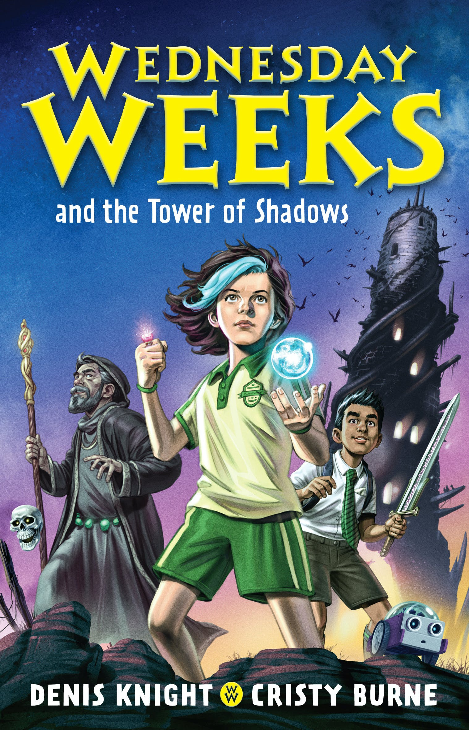 Tower of Shadows cover
