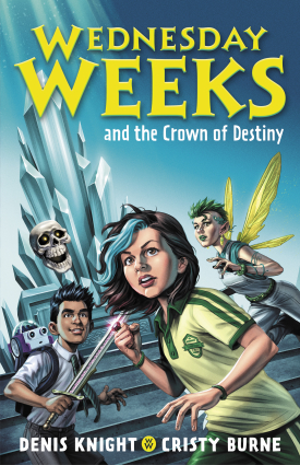Crown of Destiny cover M